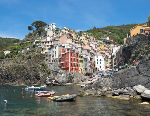The first-timers guide to visiting the Cinque Terre