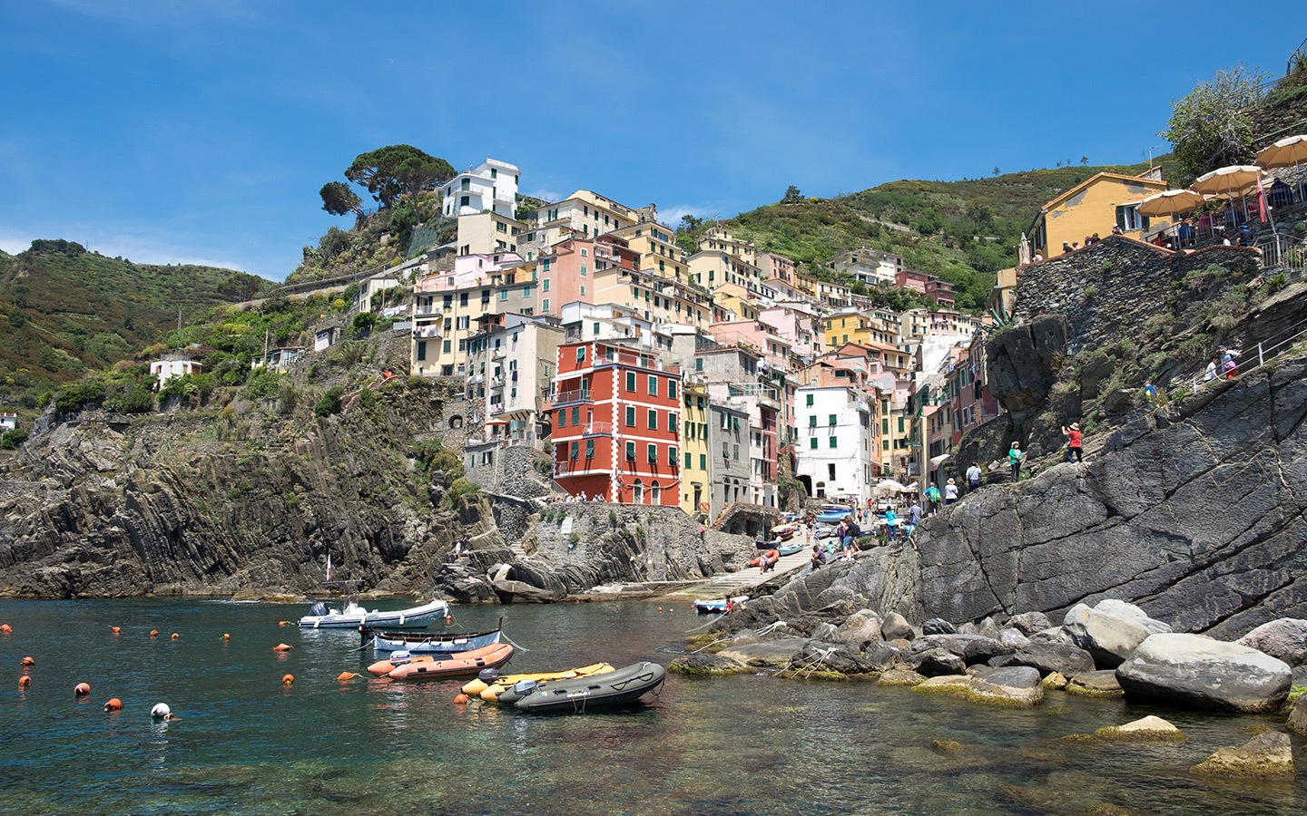 The first-timers guide to visiting the Cinque Terre, Italy