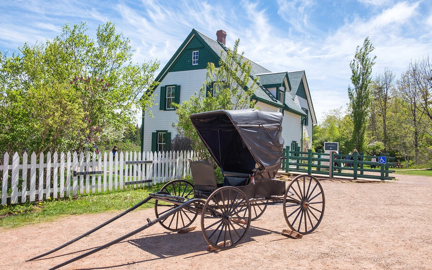 Anne of Green Gables, Prince Edward Island, Canada
