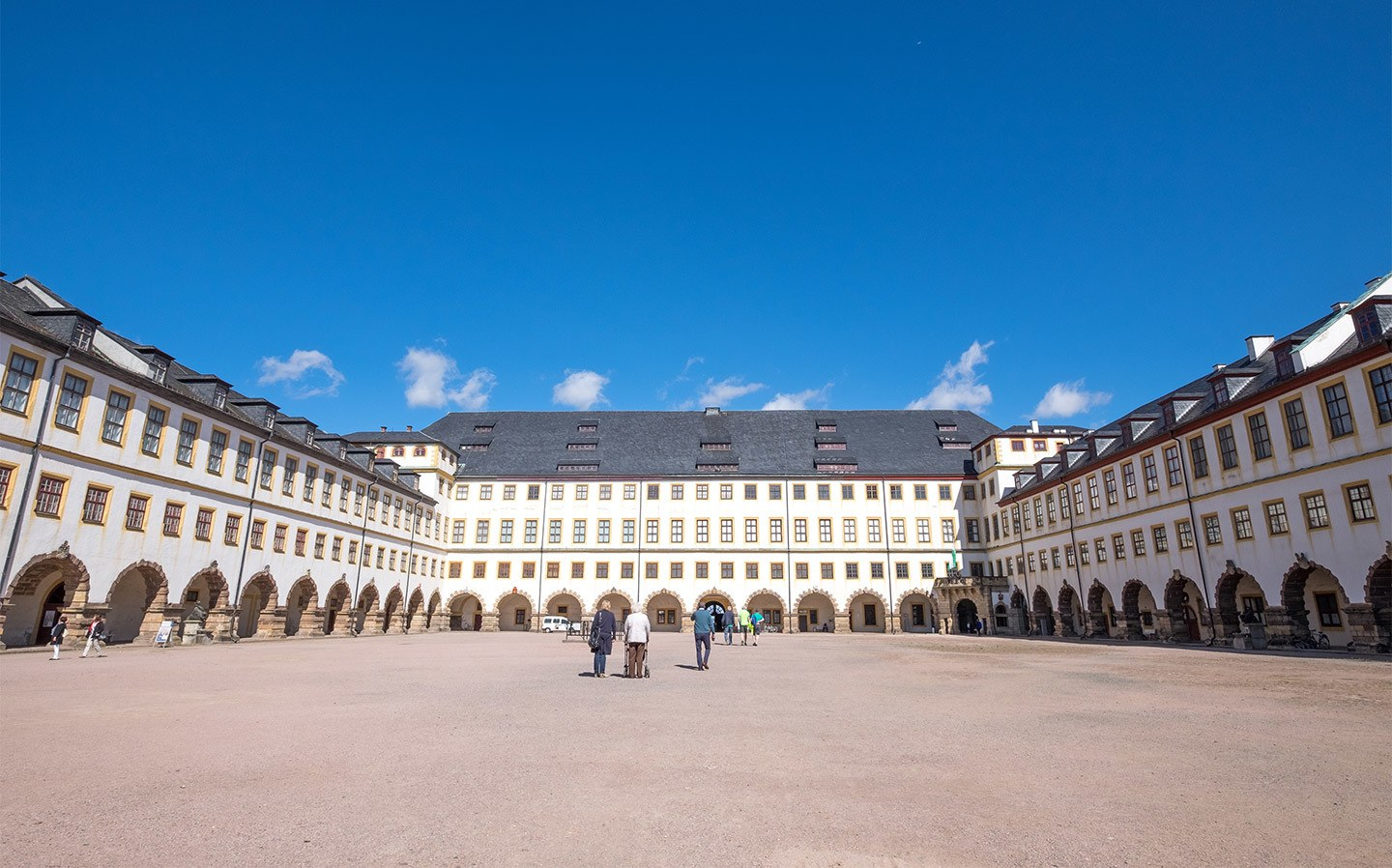 Friedenstein Palace