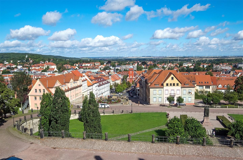 Gotha, Thuringia, Germany