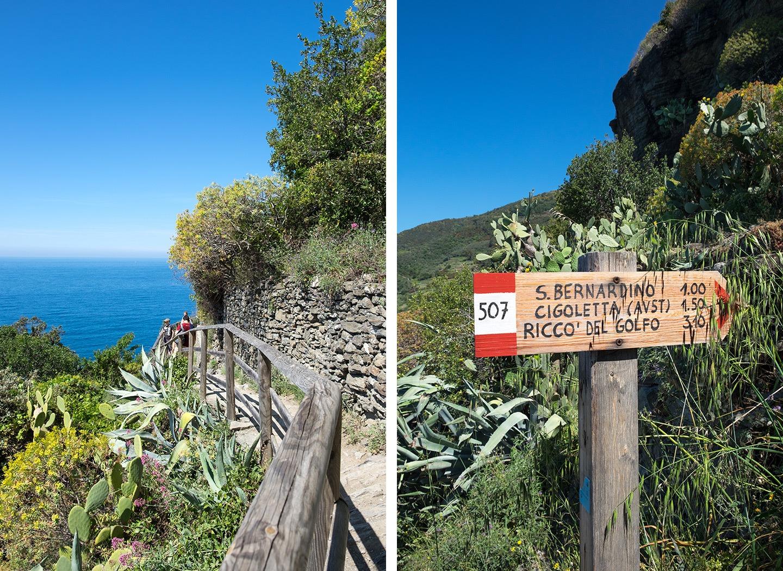 Walks in the Cinque Terre, Italy