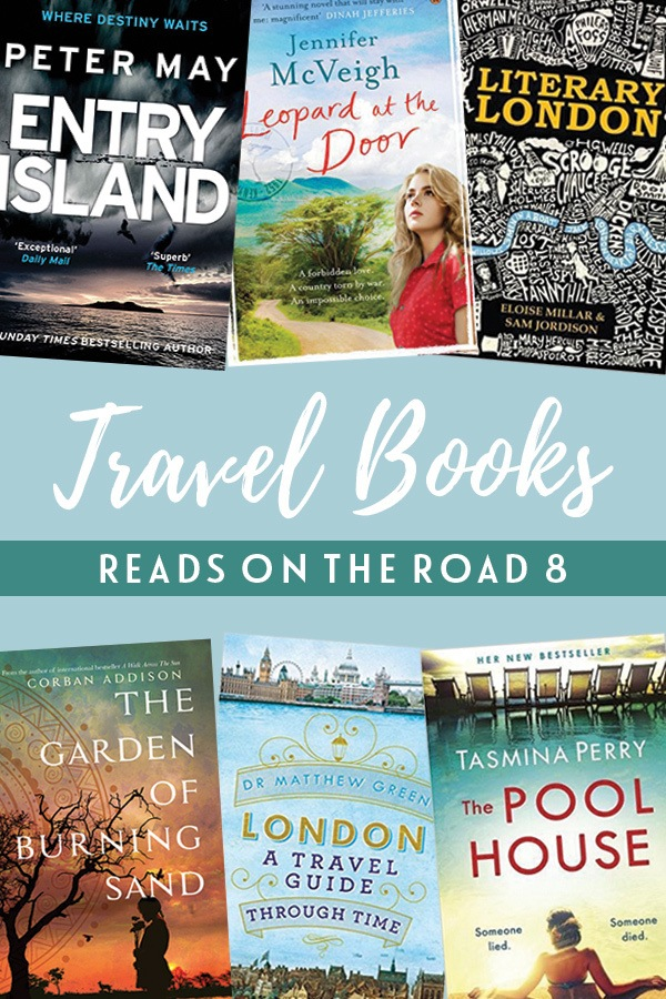 Travel book recommendations – the best inspiring and interesting travel reads, taking you from remote Canadian islands to 1950s Kenya.