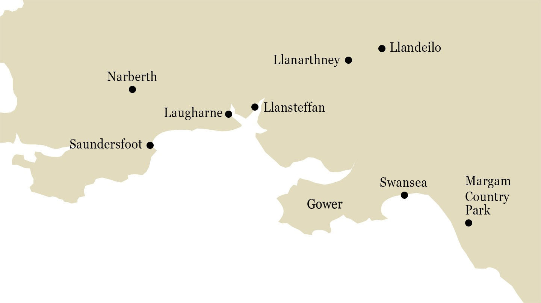 South West Wales foodie road trip