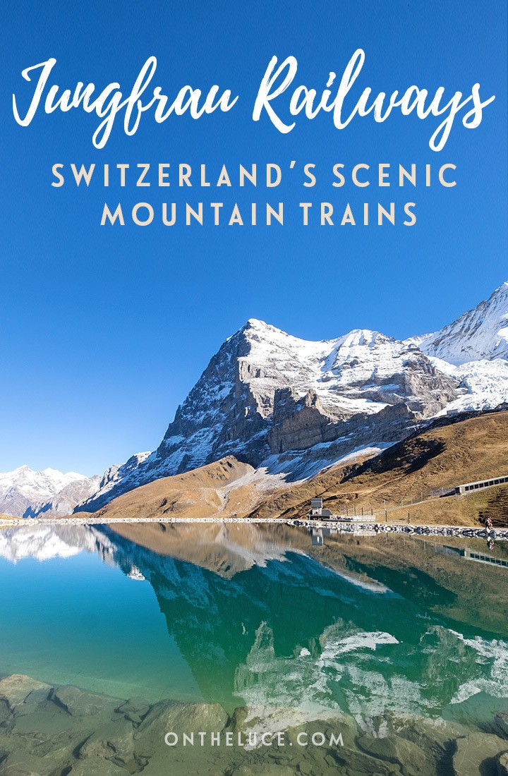 Exploring the stunning scenery of Switzerland's Bernese Oberland on board the Jungfrau Railways – from the Top of Europe to adrenaline-fuelled zip lines.