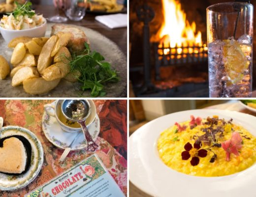 A foodie road trip through South West Wales