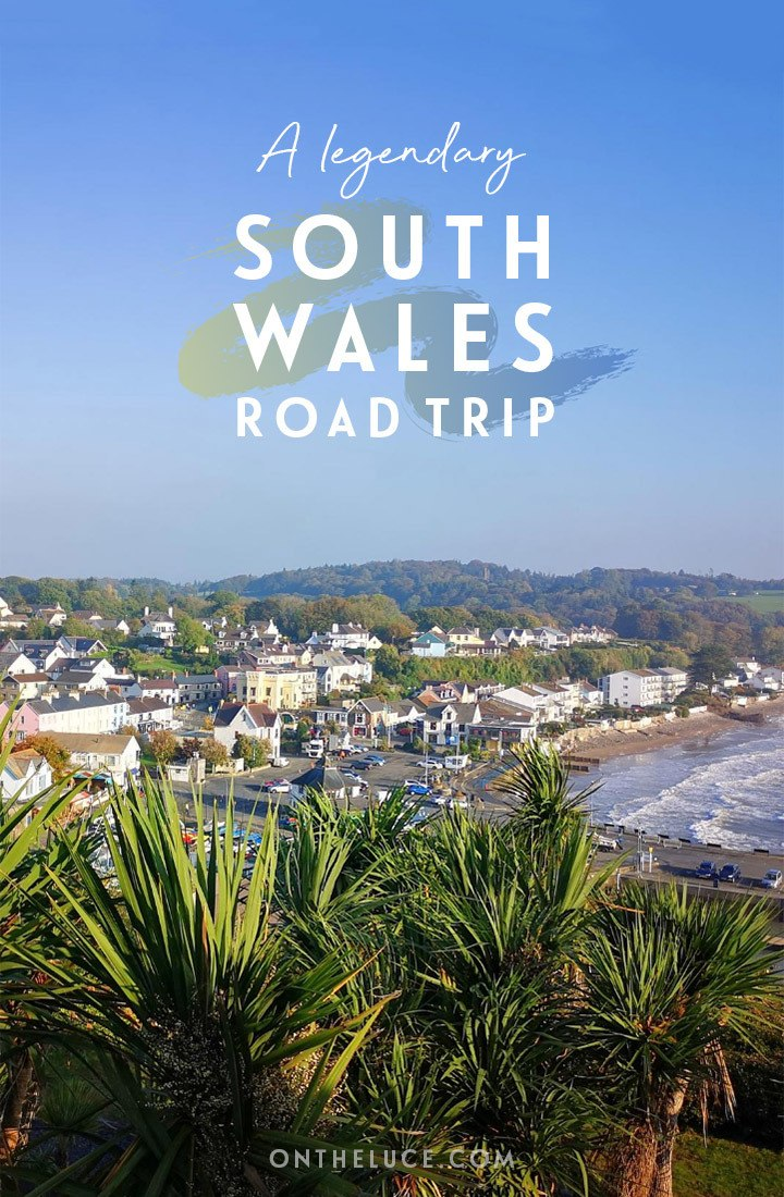 A legendary South Wales road trip: A long weekend itinerary for exploring South Wales, featuring castles, beaches, gardens, shopping, great food and drink | South Wales road trip | Wales itinerary | Things to do in Wales