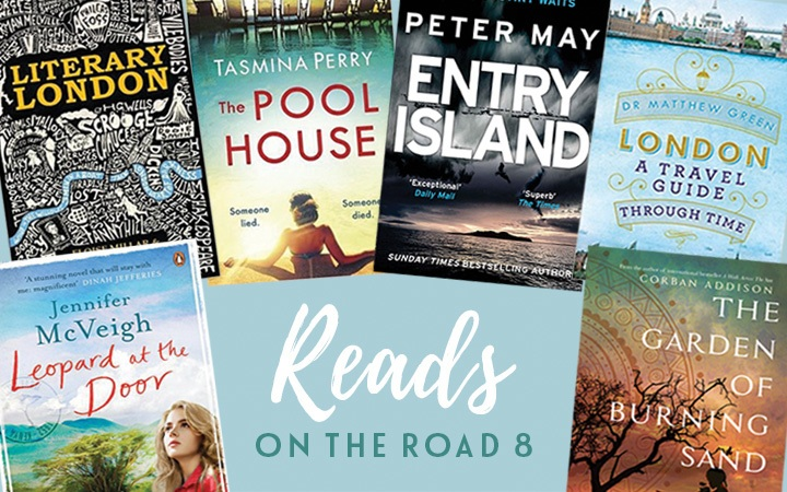 Reads on the Road: My travel book recommendations