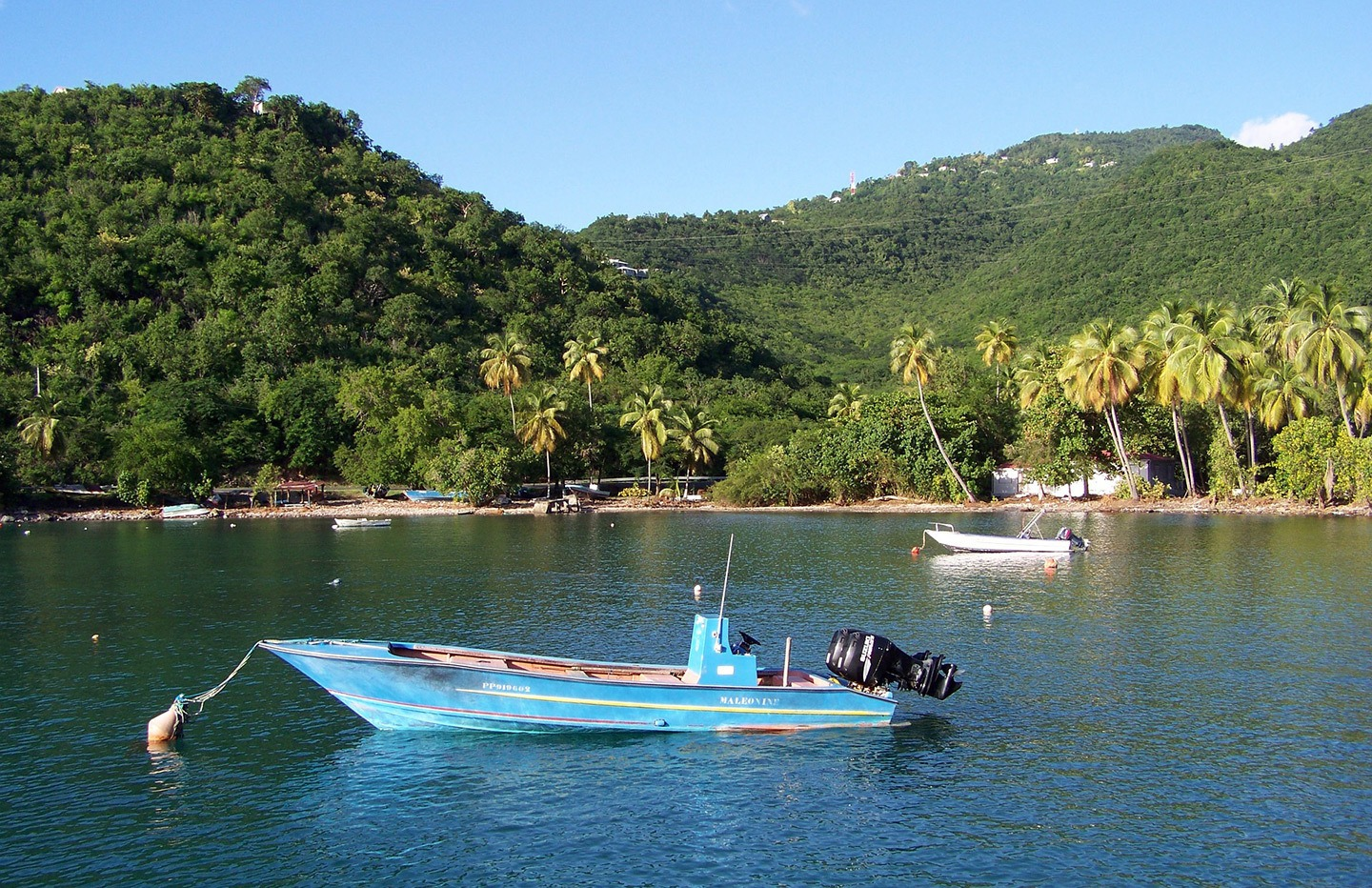 Guadeloupe, French Caribbean