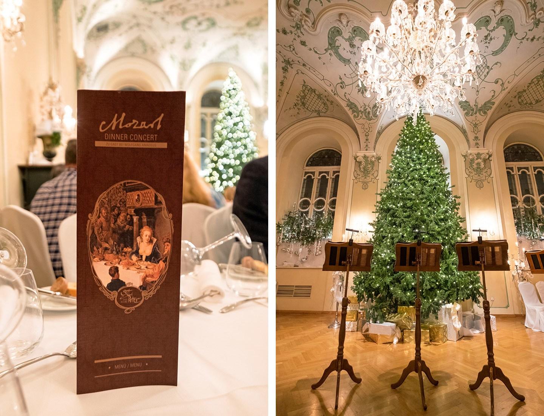 Salzburg Mozart dinner