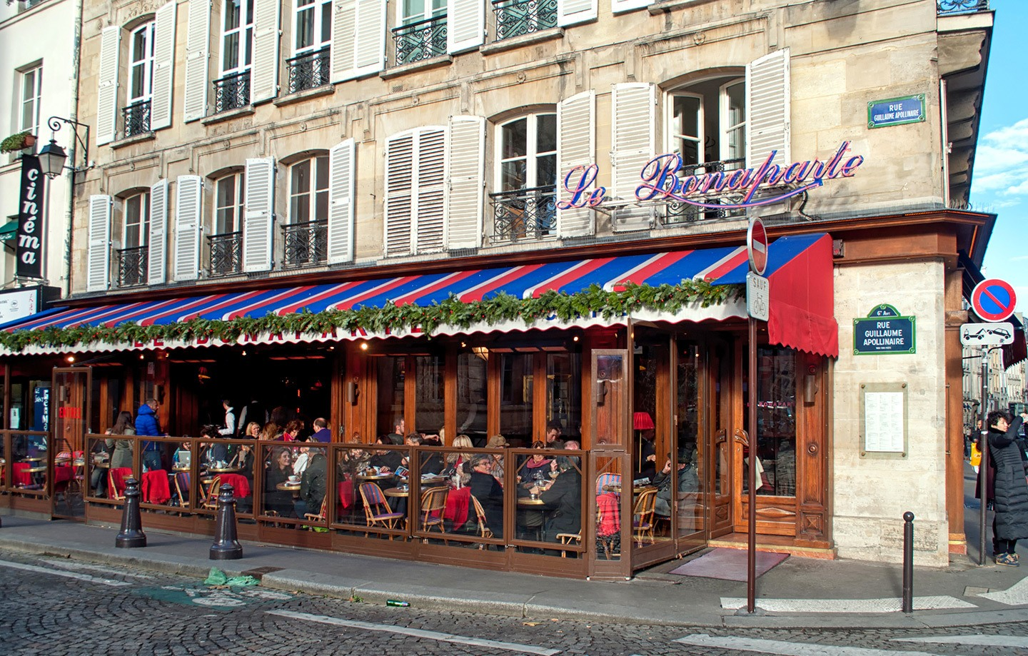 The streets of St Germain, Paris: A self-guided walking tour