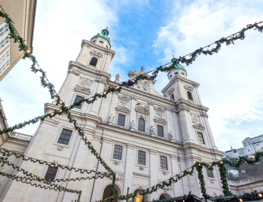 What to see and do in Salzburg in winter