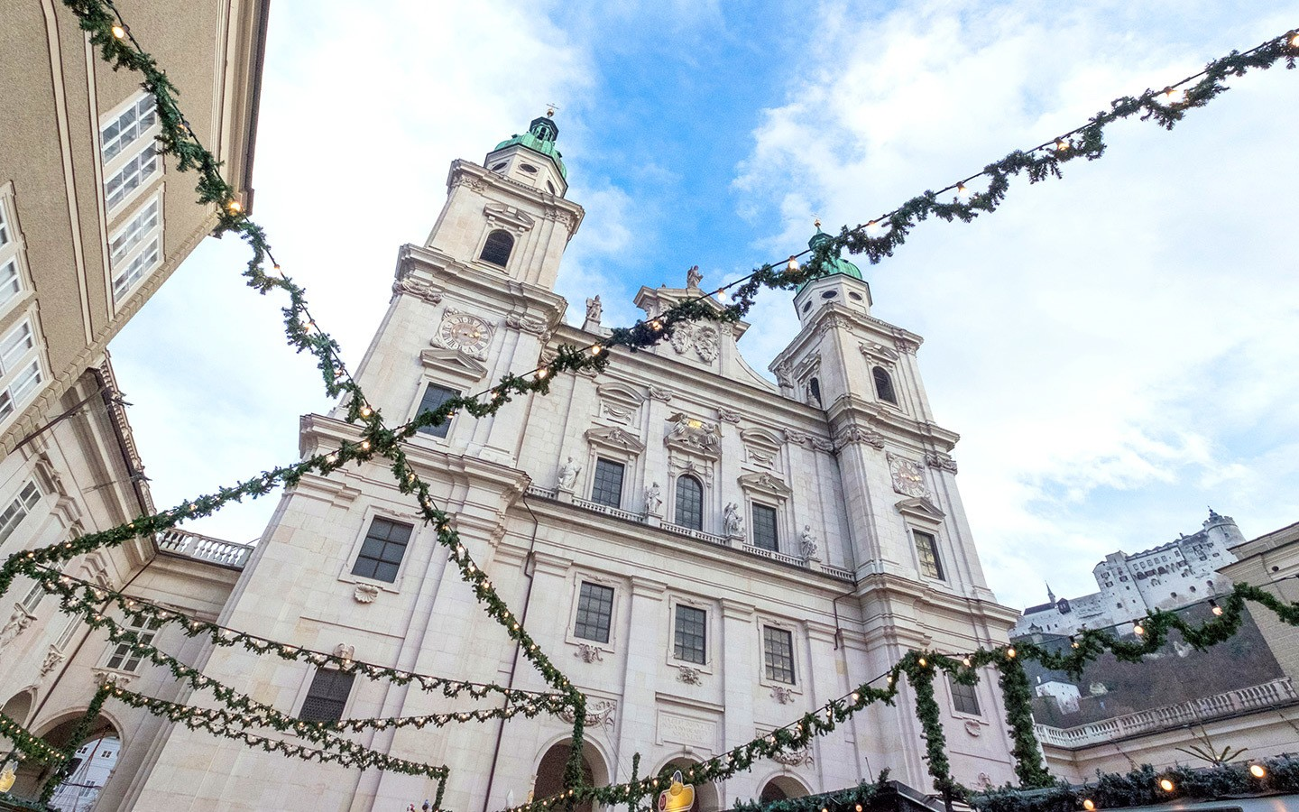 Mozart and markets: What to see and do in Salzburg in winter