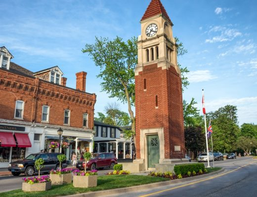 Wine and waterfalls: Exploring Niagara-on-the-Lake, Canada