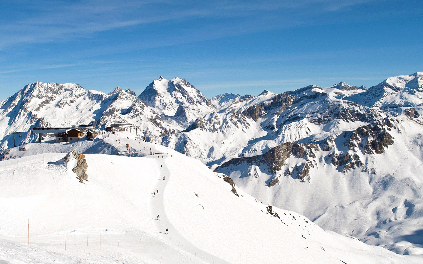 The first-timer's guide to skiing