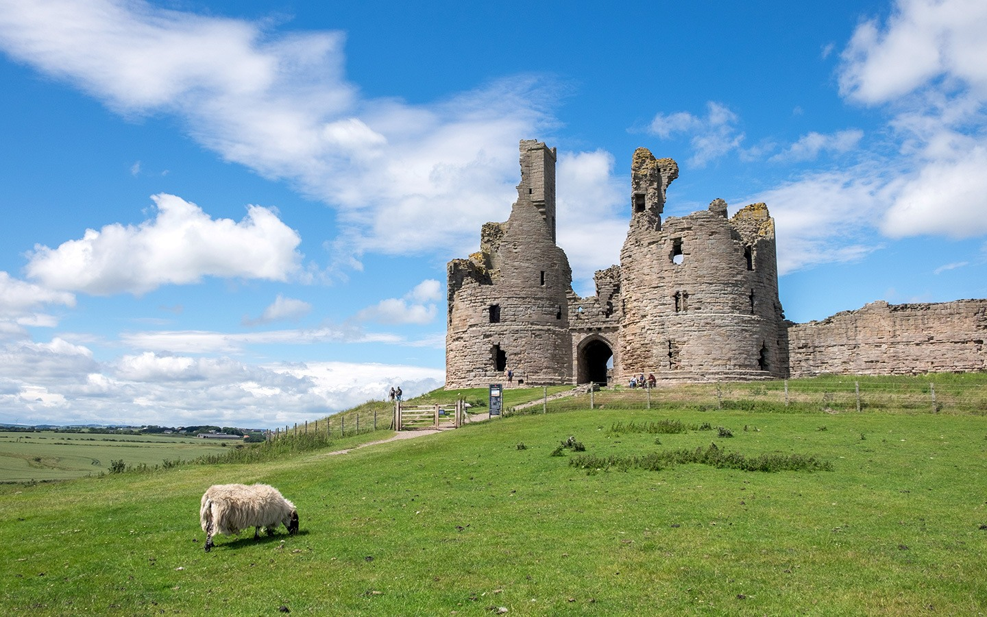 How to spend a weekend in Alnwick in Northumberland, England, with tips on what to see, do, eat and drink on a 48-hour escape to this beautiful stretch of coastline with its castles, beaches, gardens and seafood.