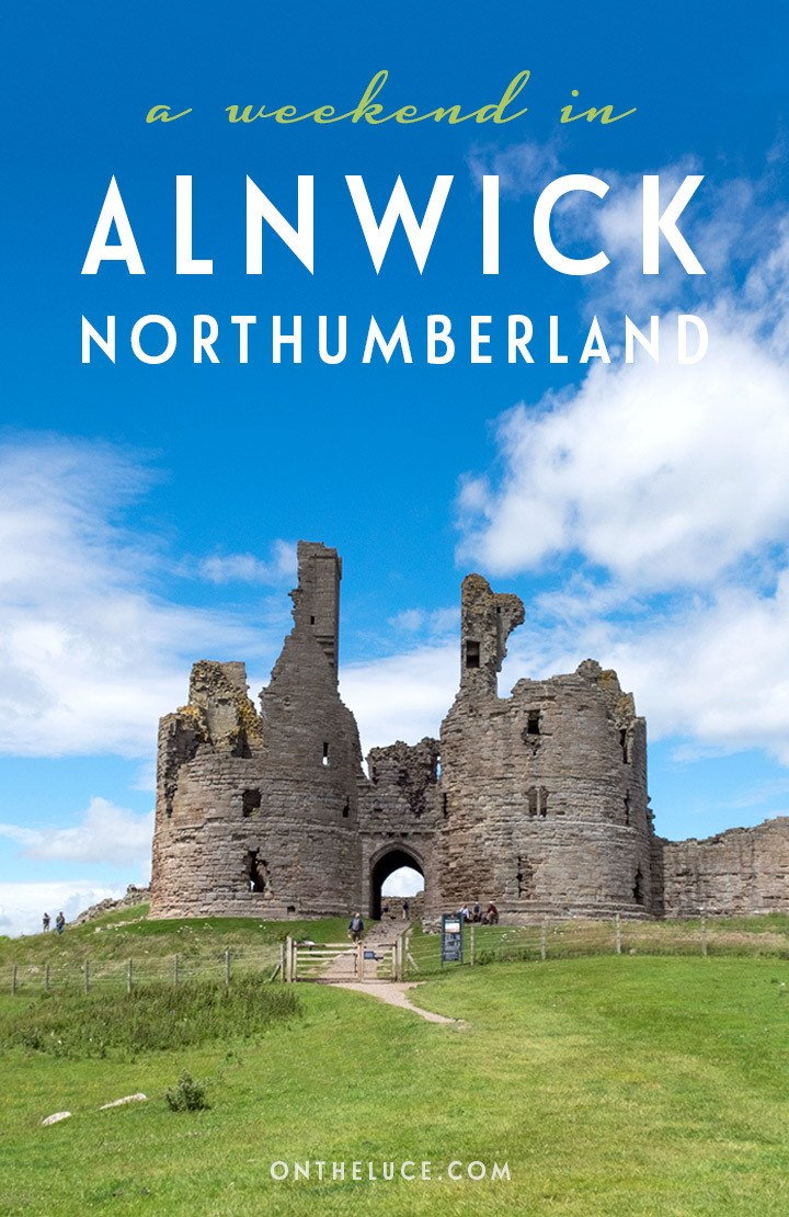 How to spend a weekend in Alnwick in Northumberland, England, with tips on what to see, do, eat and drink on a 48-hour escape to this beautiful stretch of coastline with its castles, beaches, gardens and seafood. #Alnwick #Northumberland #weekend