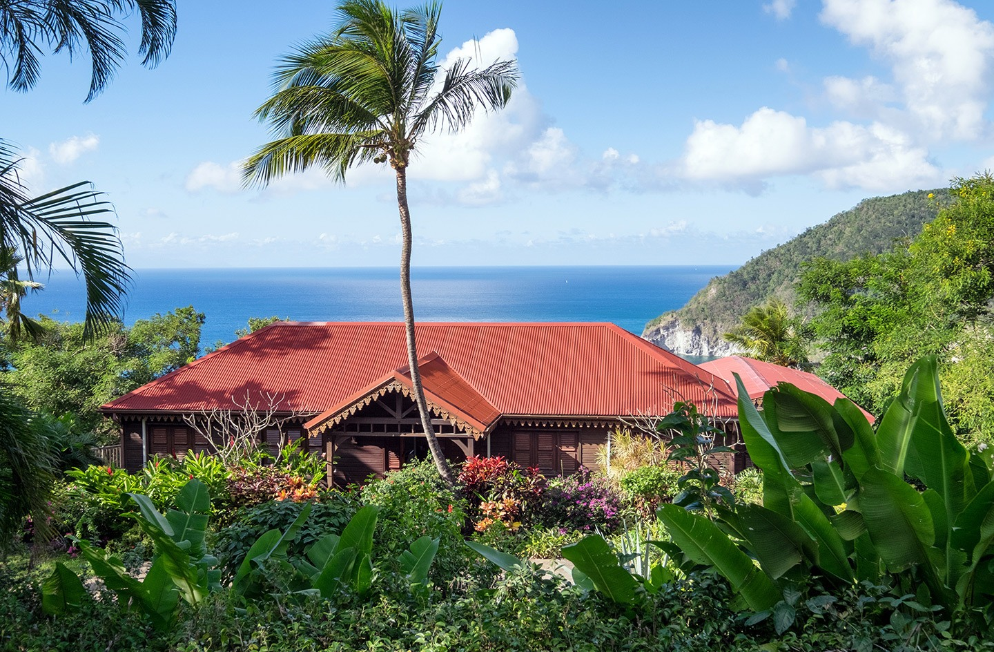 Death in Paradise filming locations in Guadeloupe in the