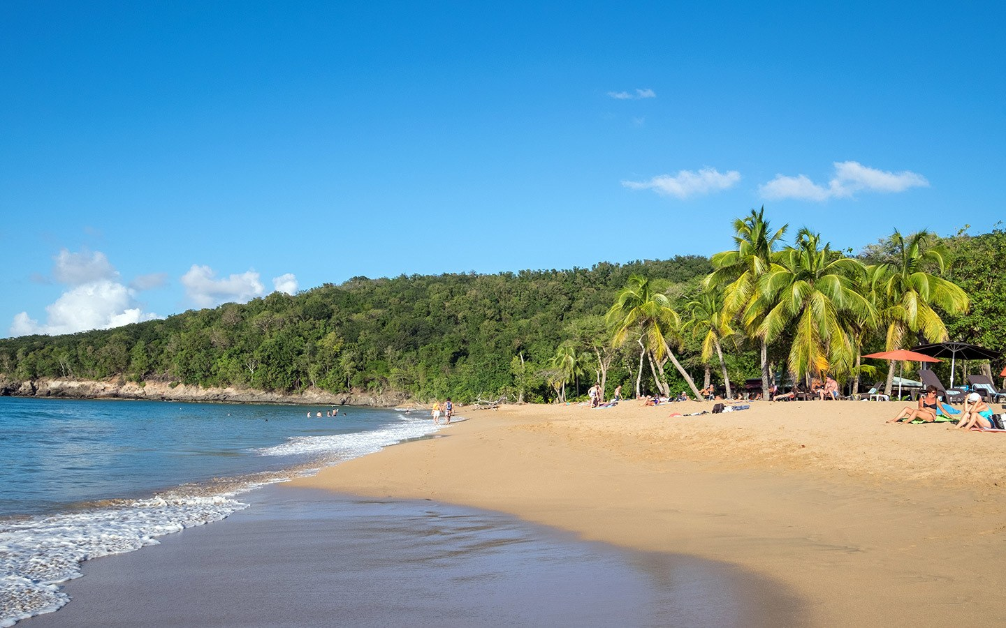 Discover the best things to do in Guadeloupe in the French Caribbean – with highlights from Grand-Terre and Basse-Terre including beautiful beaches, waterfalls, rum distilleries and jungle hikes.