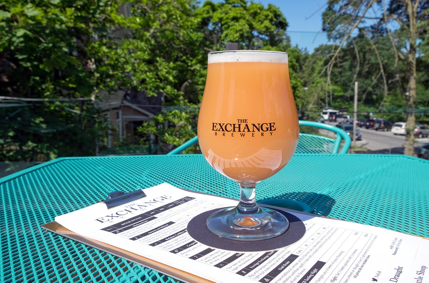 Exchange Brewery in Niagara-on-the-Lake, Canada