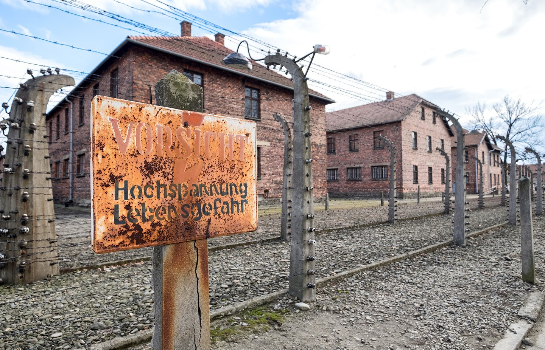 Auschwitz-Birkenau, Poland