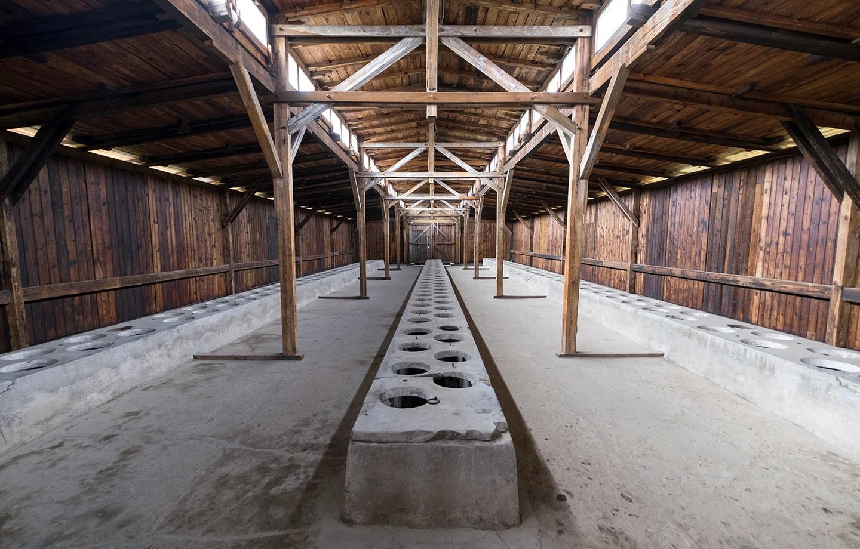 Inside Auschwitz-Birkenau, Poland