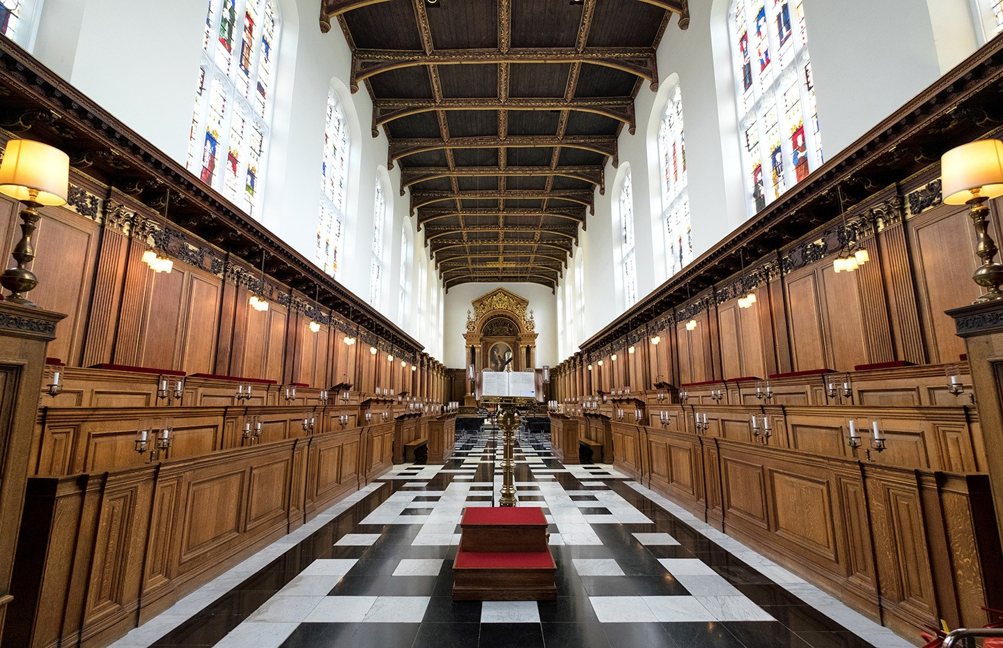 Chapel at King's College Cambridge