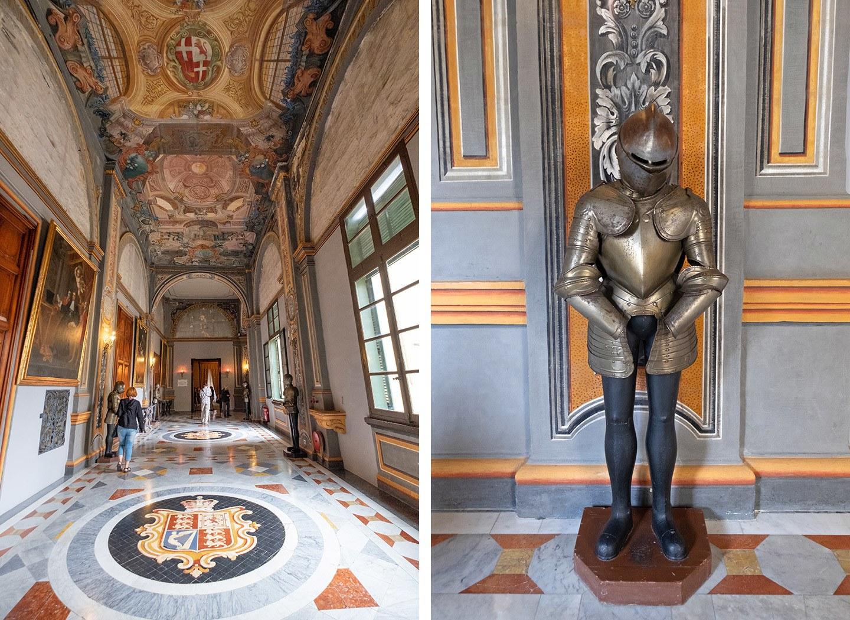 The Grandmasters' Palace, Valletta, Malta