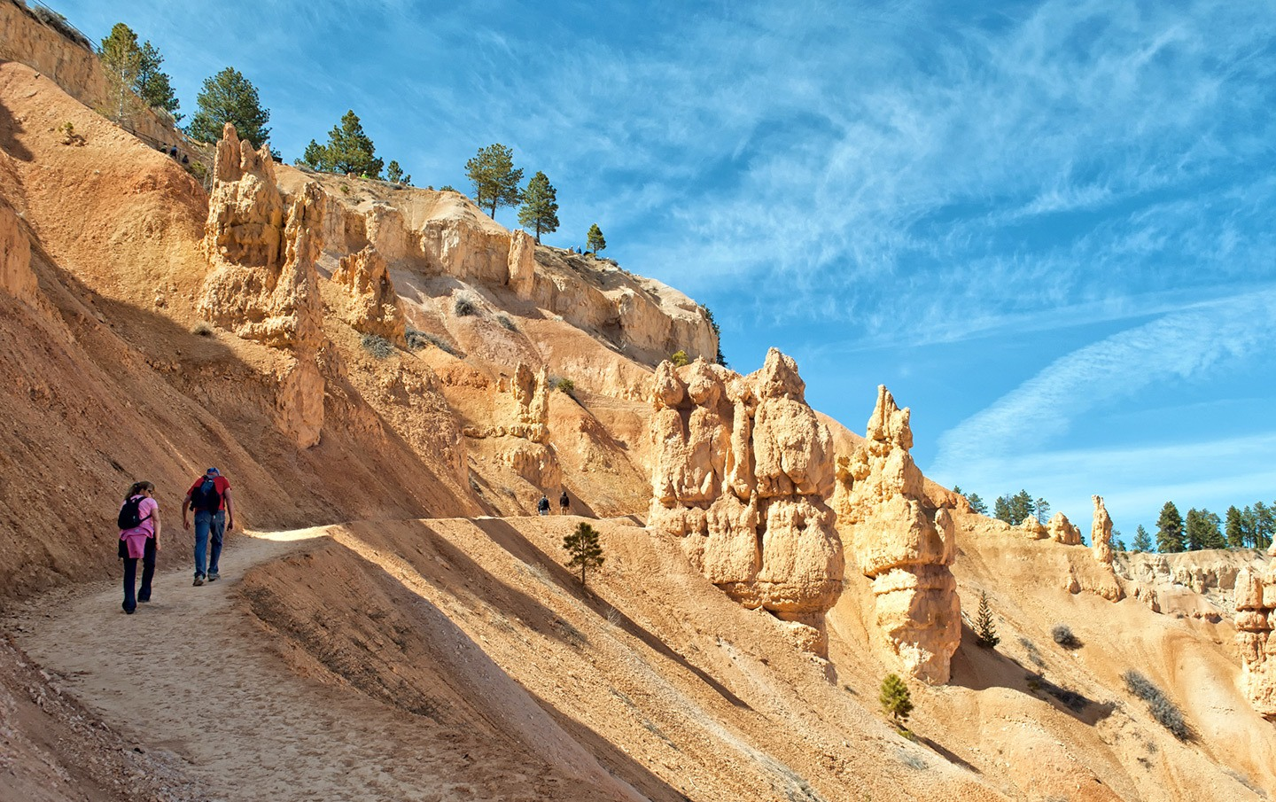 Navajo Loop Trail at Bryce Canyon National Park, Utah