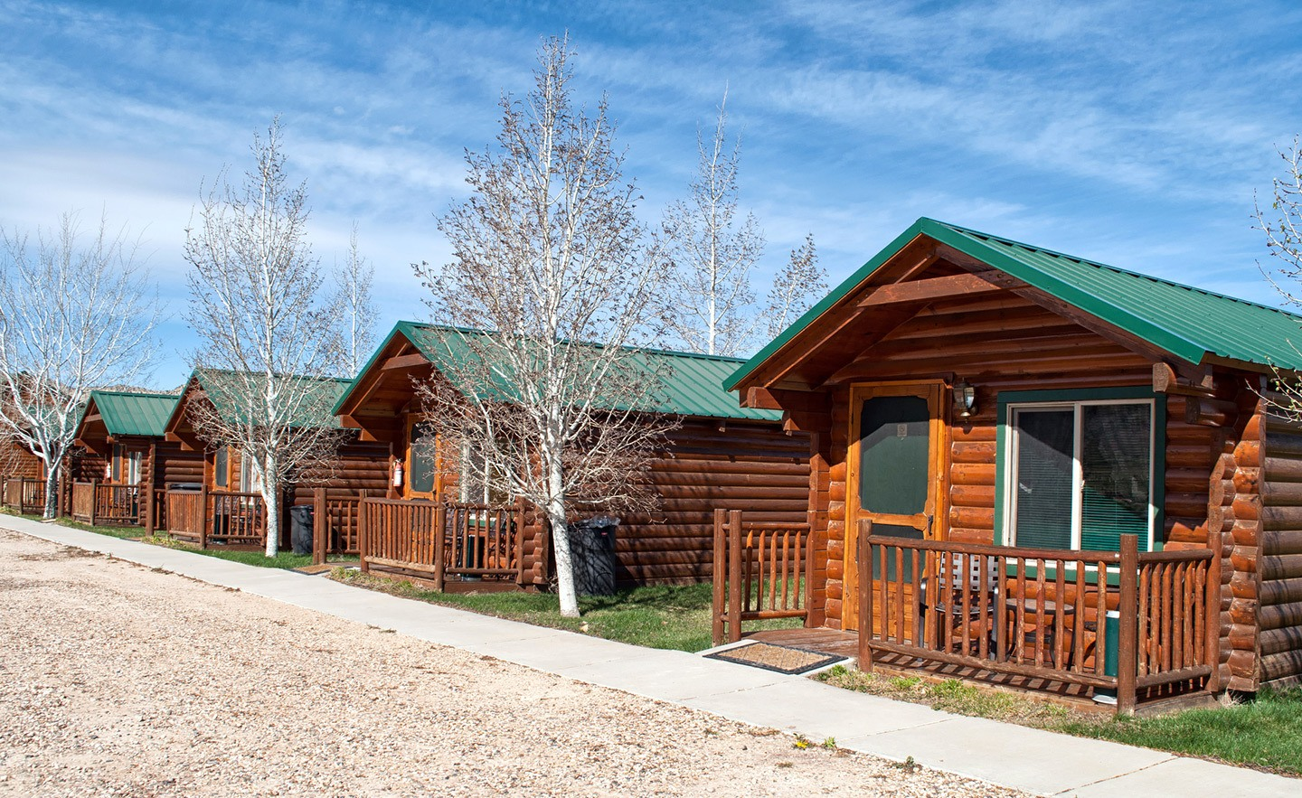Bryce Country Cabins in Tropic, Utah
