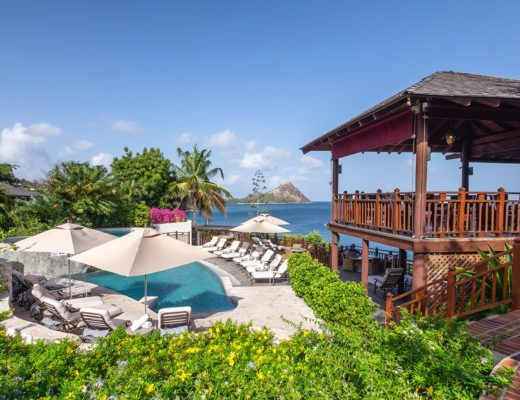 Cap Maison resort Saint Lucia