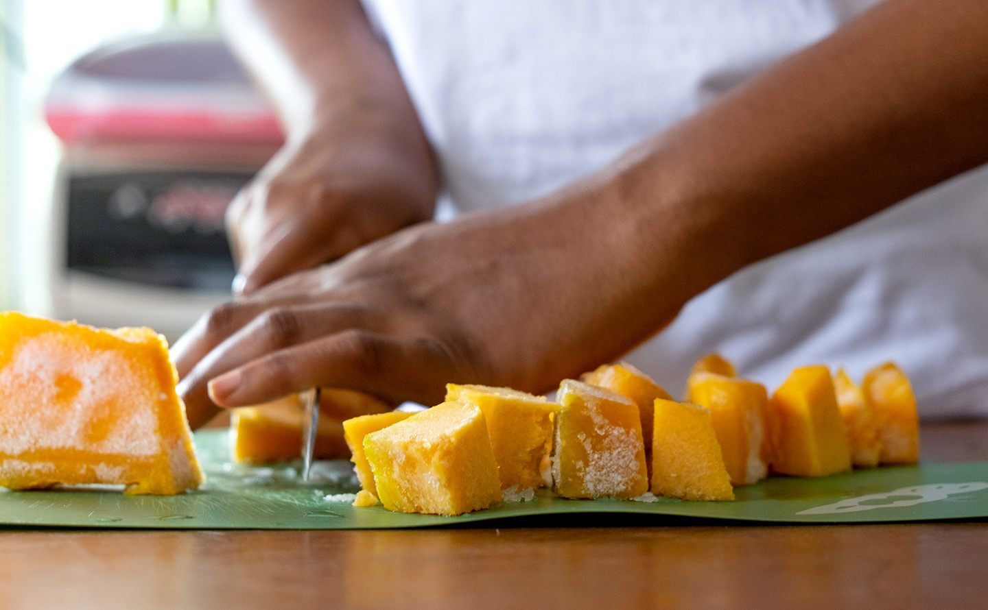 Local Creole cookery class in Saint Lucia