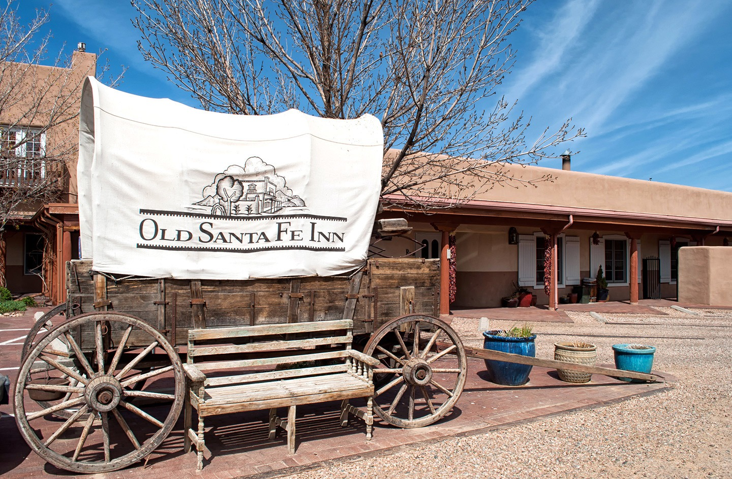 The Old Santa Fe Inn, New Mexico