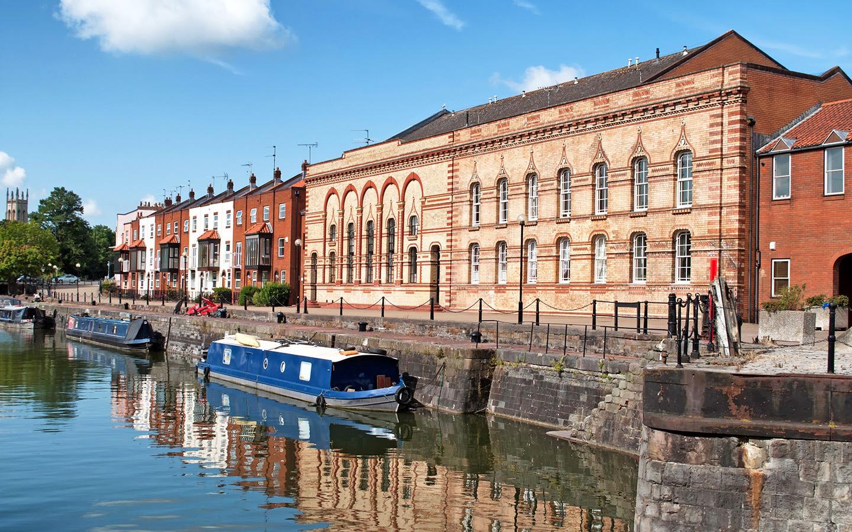 Bristol's canals