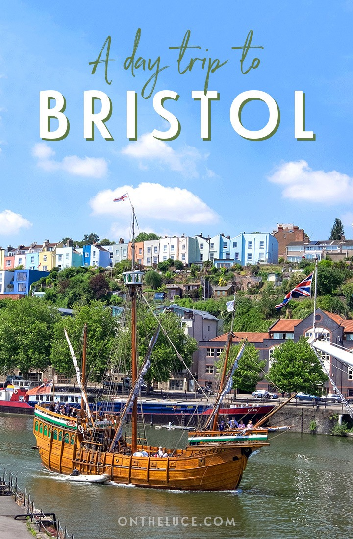 A day trip to Bristol – what to see in one day in the city, from historic ships to cycle rides and street food #Bristol #VisitBristol #daytrip #UK #NationalExpress