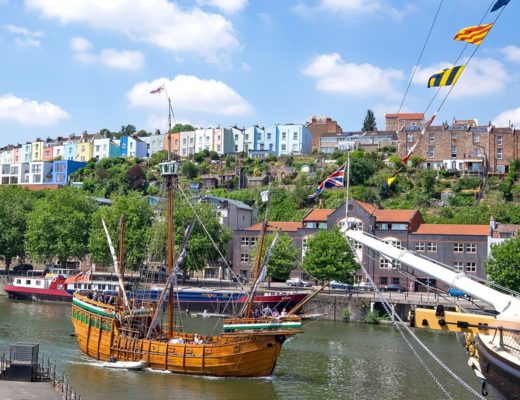 A day trip to Bristol with National Express