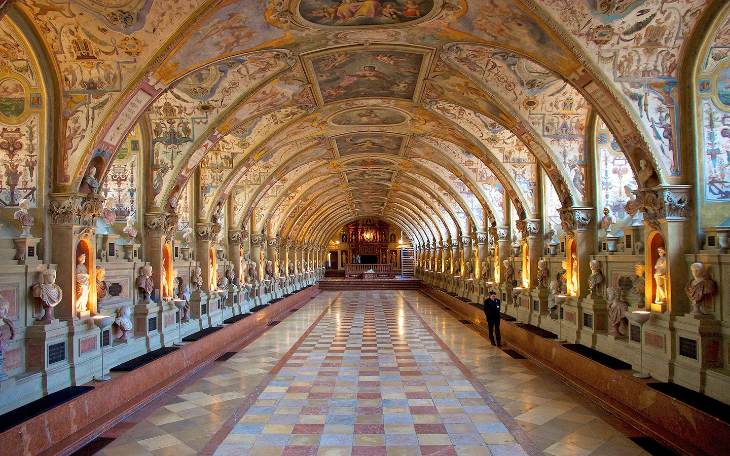 The Residenz, Munich