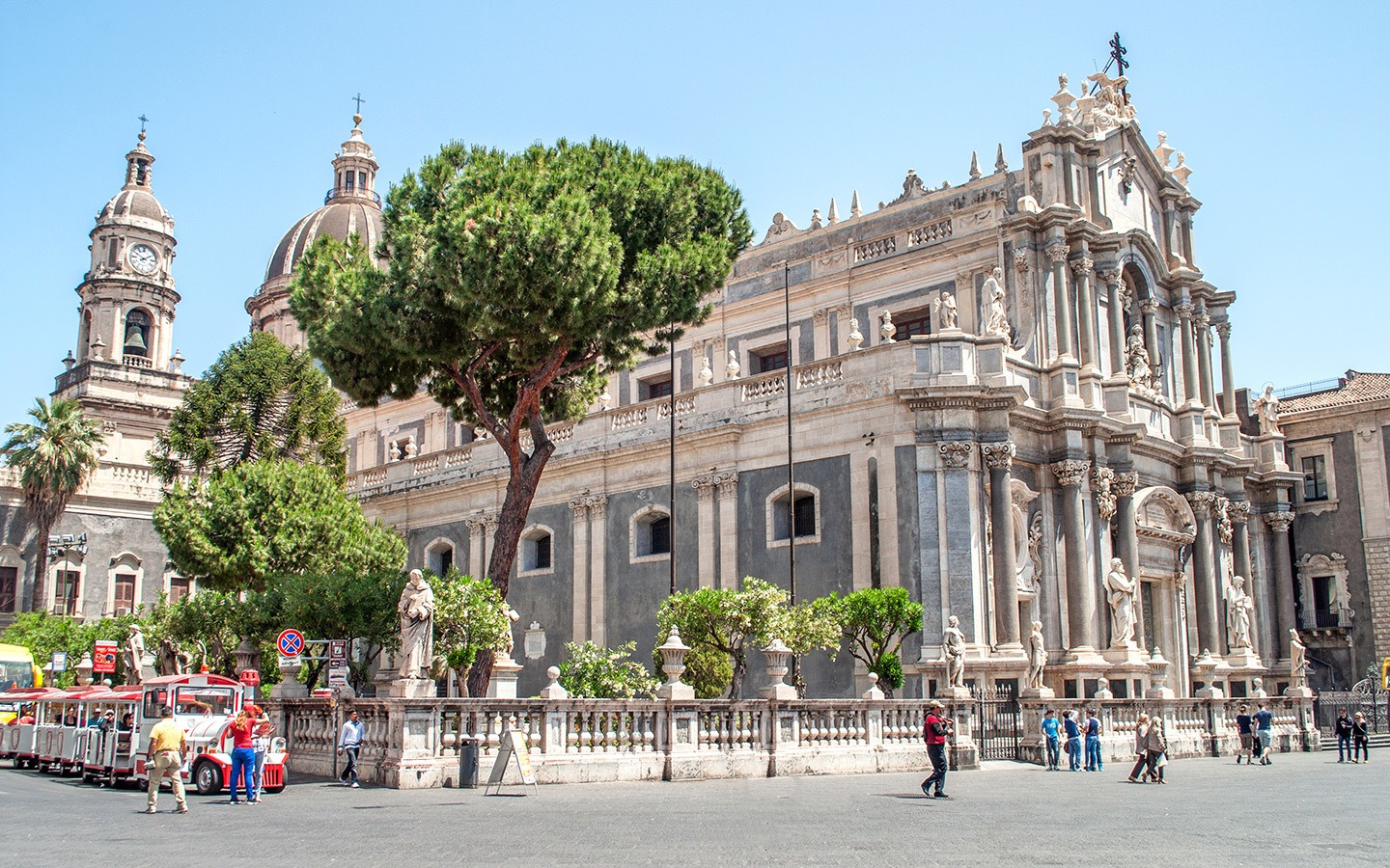 Cathedral of Sant'Agata, Catania, Sicily