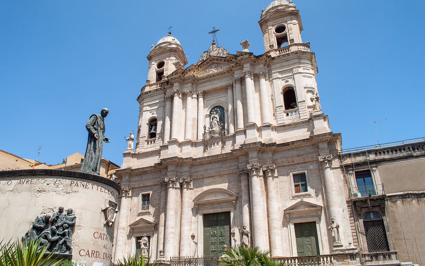 Churches and canoli: The best things to do in Catania, Sicily