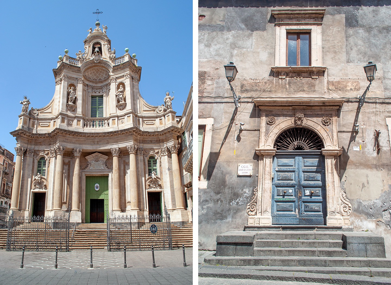 Centro Storico, Catania, Sicily