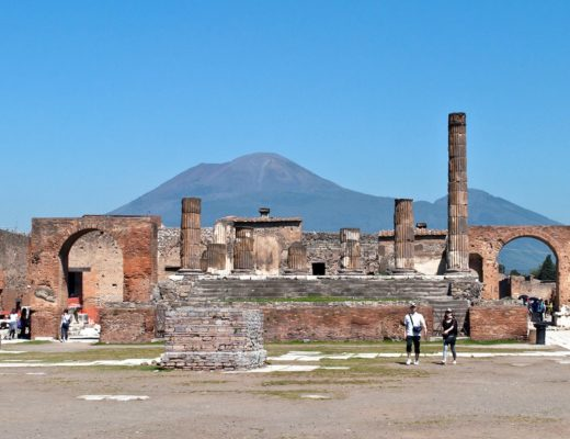 Visiting Pompeii: The Roman city frozen in time