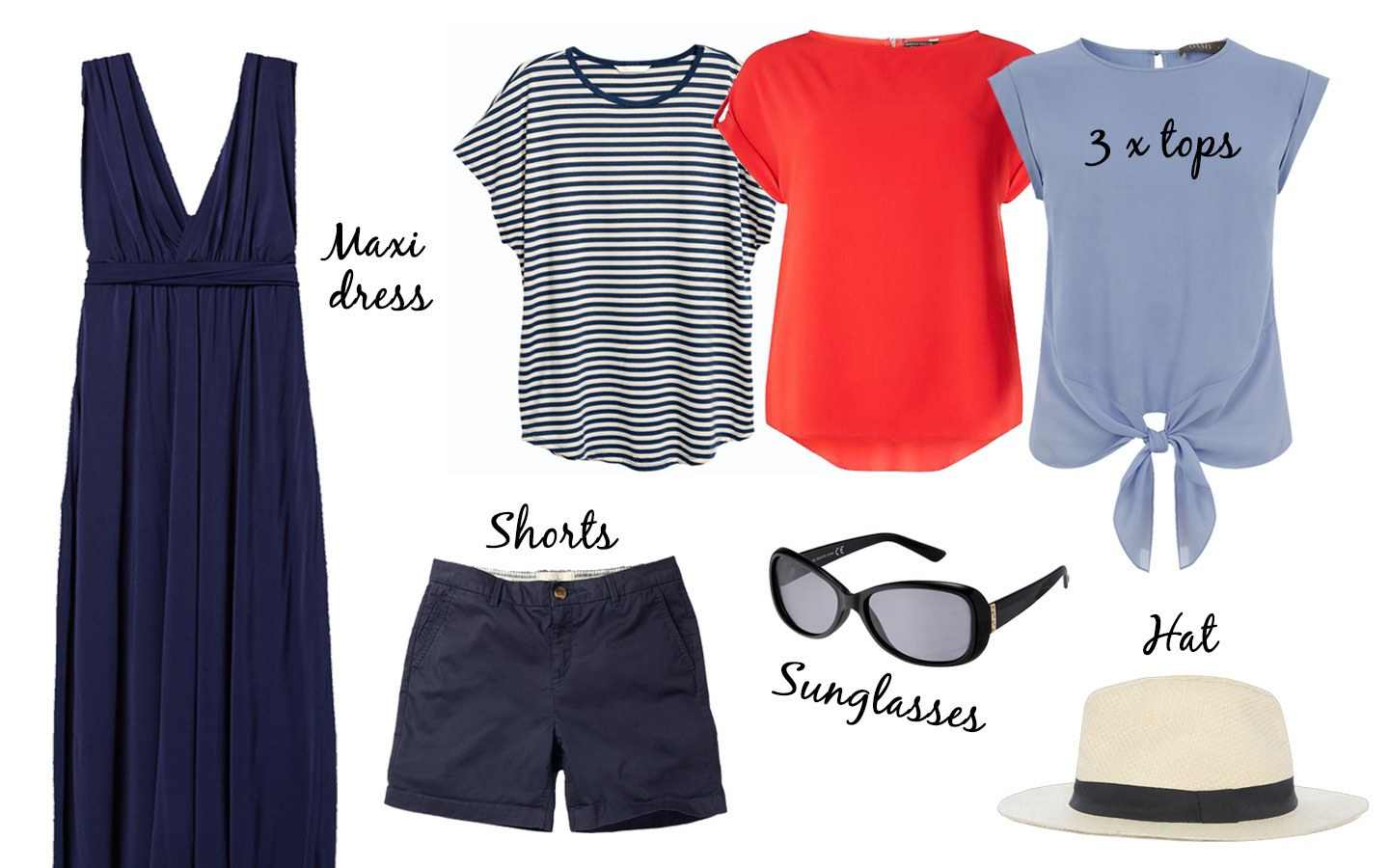 What to pack for a summer city break