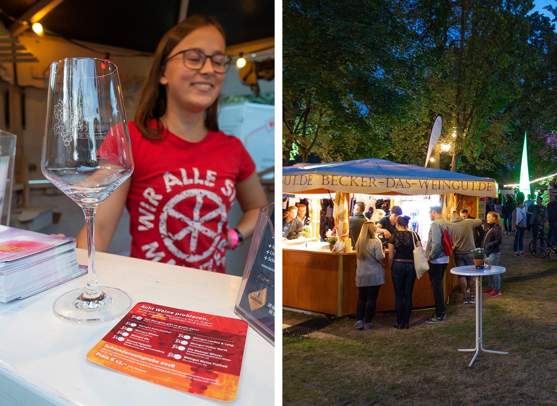 Mainzer Weinmarkt (Mainz Wine Market)