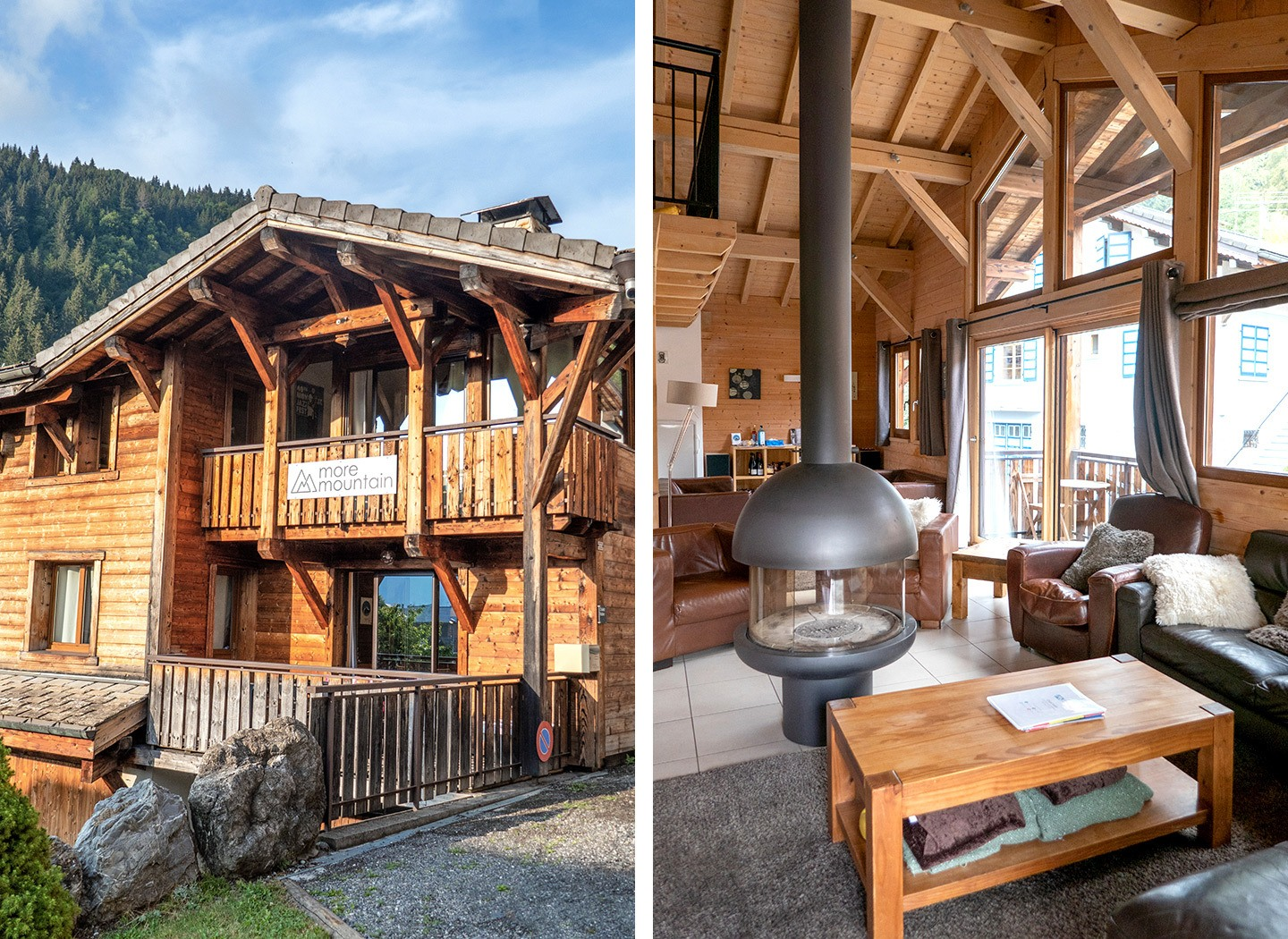 More Mountain Chalet in Morzine