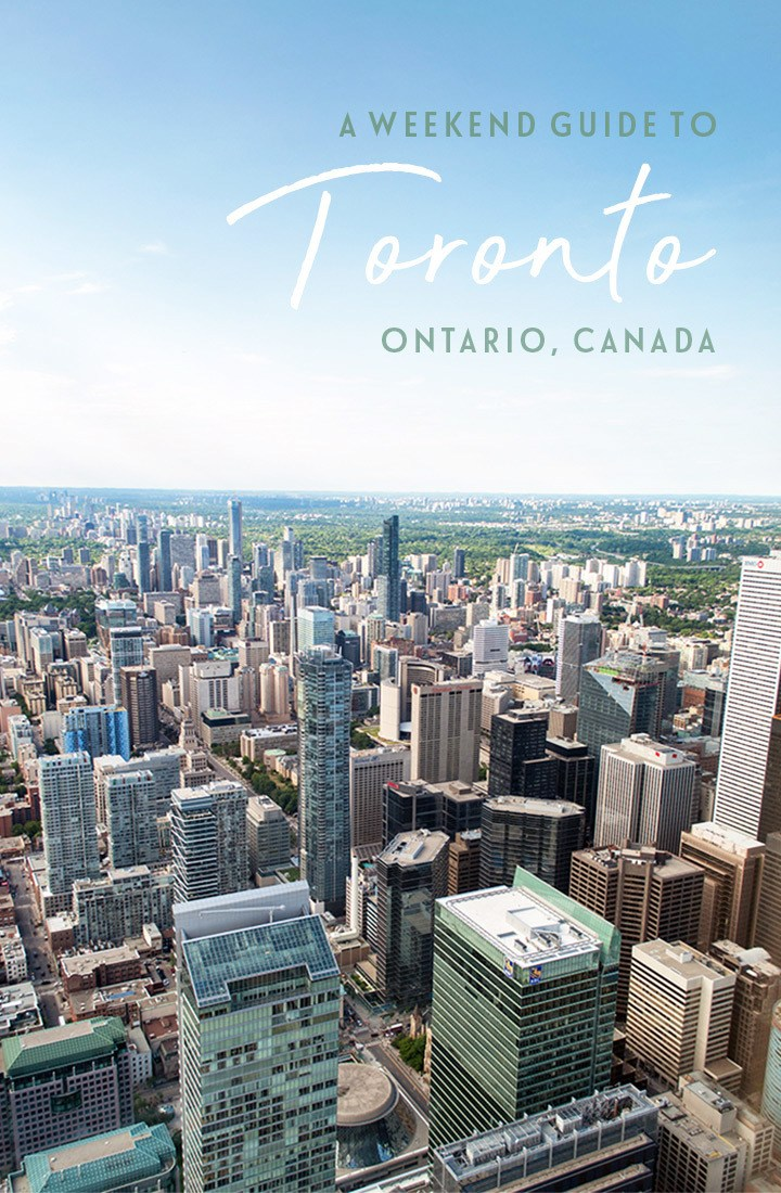 Things to do in Toronto, Ontario – a 48-hour itinerary for the perfect weekend in Toronto featuring sports, views, great food and drink #Toronto #Ontario #Canada #ExploreCanada #weekend