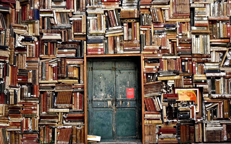 Bookdoorway