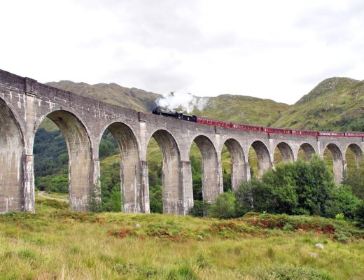 Britain by train: Five great one-week rail trip routes