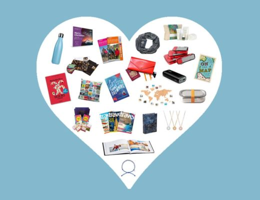 Christmas gifts for travel lovers 2018
