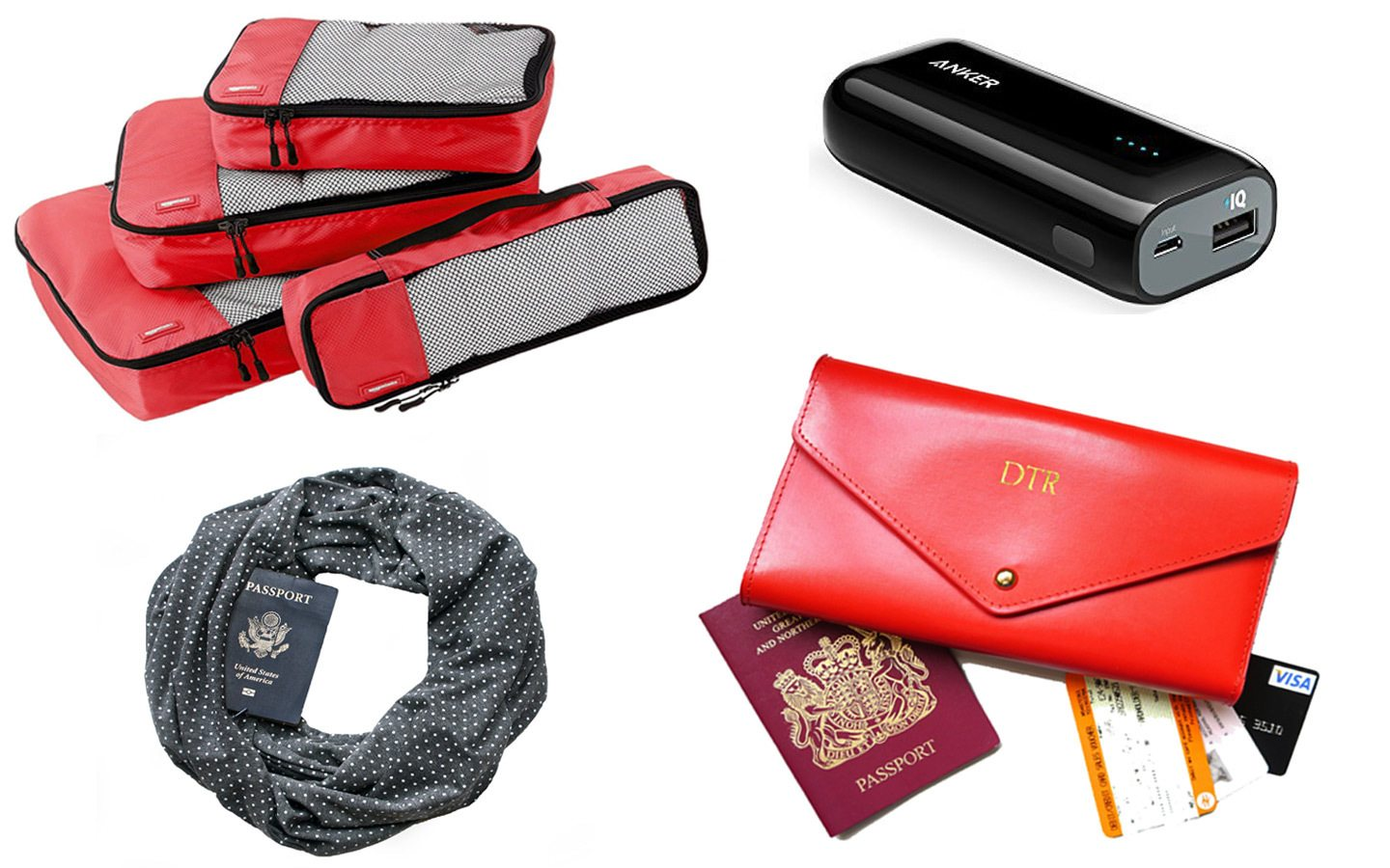 Travel kit gifts for travel lovers