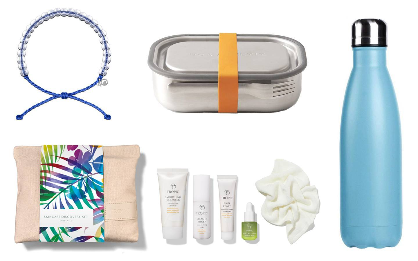 Sustainable gifts for travel lovers